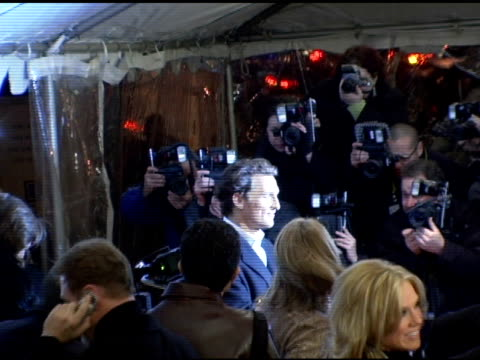 matthew mcconaughey and press at the 'failure to launch' new york premiere at chelsea west in new york, new york on march 8, 2006. - failure to launch stock videos & royalty-free footage