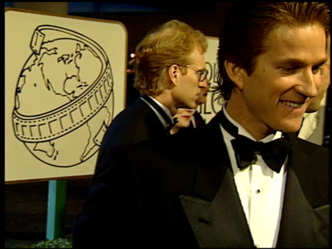 Matthew Modine at the 1994 Golden Globe Awards at the Beverly Hilton in Beverly Hills California on January 22 1994