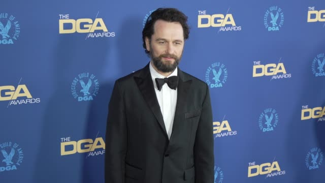 matthew rhys at the 71st annual dga awards at the ray dolby ballroom at hollywood highland center on february 02 2019 in hollywood california - director's guild of america stock videos & royalty-free footage