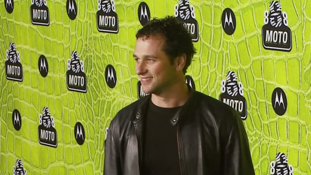 Matthew Rhys at the 8th Annual Anniversary Party Hosted By Motorola at the Hollywood Palladium in Hollywood California on November 2 2006