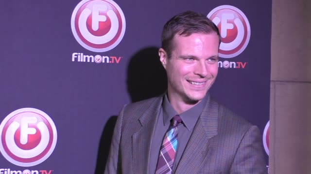 Matthew Thomas Lange at the Bob Thunder Internet Assassin Premiere at Egyptian Theatre in Hollywood at Celebrity Sightings in Los Angeles on October...