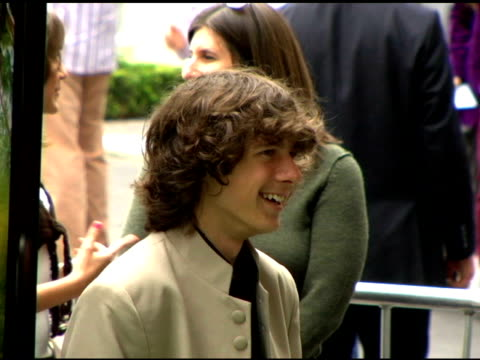 Matthew Underwood at the 'Hoot' Premiere at the Pacific Theaters at The Grove in Los Angeles California on April 15 2006