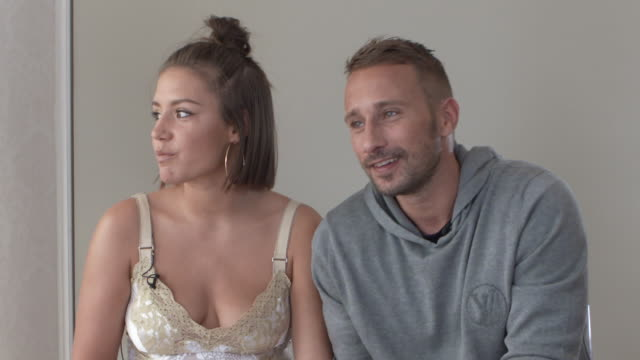 INTERVIEW Matthias Schoenaerts Adele Exarchopoulos on love open love freedom the love in the 'Titanic' at 'Racer and the Jailbird' Interviews 74th...