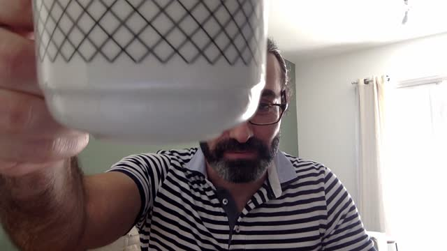 mature man toasting during video call - webcam point of view - mug stock videos & royalty-free footage