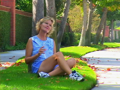 mature woman - one mature woman only stock videos & royalty-free footage