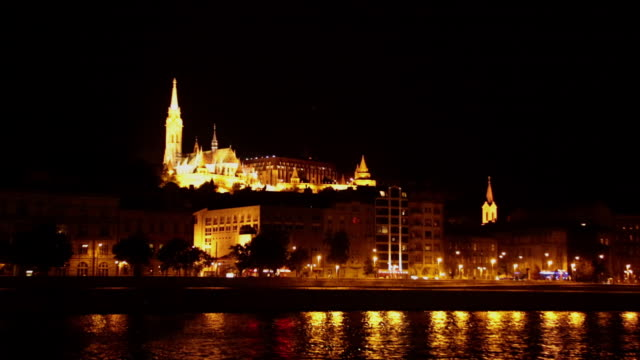 stockvideo's en b-roll-footage met 15 matyas church (matthias church)  .mov - traditionally hungarian