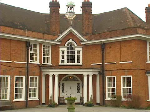 investigation underway itv evening news u england hertfordshire bushey kestrel grove care home for elderly where maud lever died from hypothermia... - hypothermia stock videos and b-roll footage
