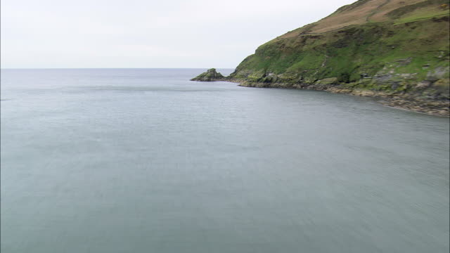 maughold head - isle of man stock videos & royalty-free footage
