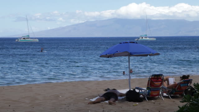 maui's tourism during covid19 pandemic in kahului hawaii us on sunday august 2 2020 - maui stock videos & royalty-free footage