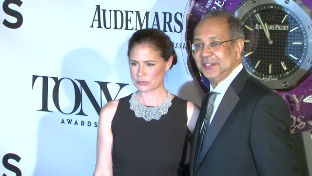 Maura Tierney at The 67th Annual Tony Awards Arrivals at Radio City Music Hall on June 09 2013 in New York New York
