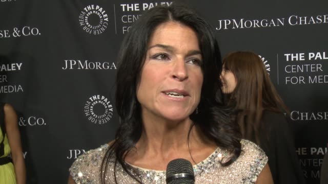 INTERVIEW Maureen J Reidy on being at the event tonight and diversity in TV at The Paley Center For Media's Tribute To AfricanAmerican Achievements...