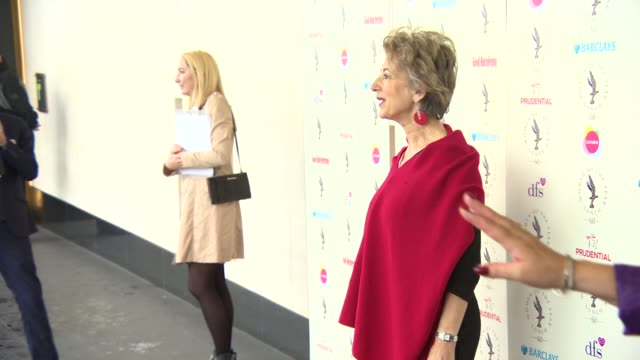 Maureen Lipman at Women of the Year Lunch and Awards at InterContinental Park Lane Hotel on October 13 2014 in London England