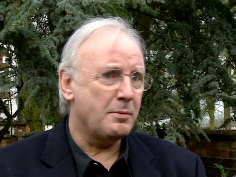 Tributes ITN Pete Waterman interview SOT Their music along with Abba and The Beatles is the backbone of pop music