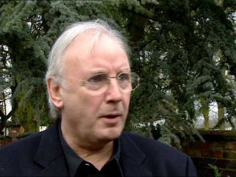 Tributes ITN Pete Waterman interview SOT Bee Gees blended RB and white pop music like noone before