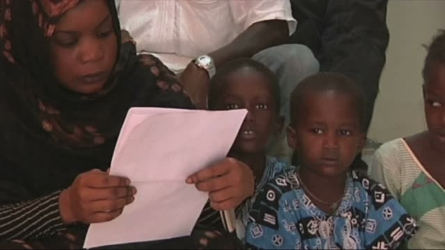 mauritania has seen weeks of clashes between security forces and black mauritanians of the don't touch my nationality movement protesting against a... - nouakchott stock videos & royalty-free footage