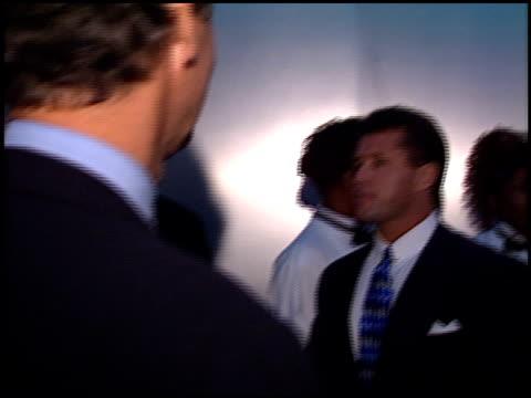 maury povich at the natpe convention on january 20 1998 - natpe convention bildbanksvideor och videomaterial från bakom kulisserna