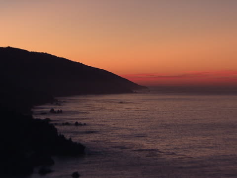 mauve and apricot sunrise - artbeats stock videos & royalty-free footage