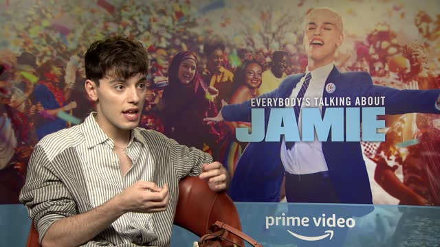"""GBR: """"Everybody's Talking About Jamie"""" Interview"""