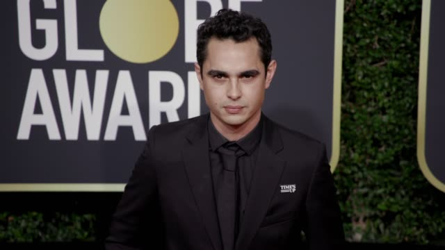 Max Minghella at the 75th Annual Golden Globe Awards at The Beverly Hilton Hotel on January 07 2018 in Beverly Hills California