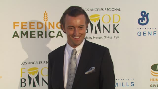 Max SchaumburgLippe at the 'Rock A Little Feed A Lot' Benefit Concert at Los Angeles CA
