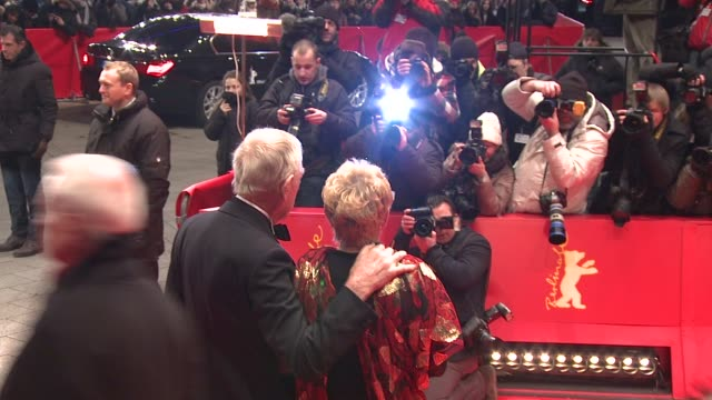 Max von Sydow at Extremely Loud And Incredibly Close Premiere 62nd Berlin International Film Festival 2012 at Berlinale Palace on February 10 2012 in...