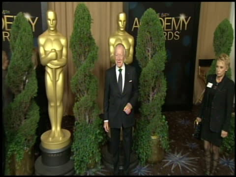 Max von Sydow at the 84th Academy Awards Nominations Luncheon in Beverly Hills CA on 2/6/12