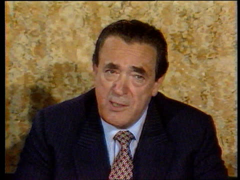 maxewll pension fund itn london ms robert maxwell towards in office  cms robert maxwell pkf sof  the papers must retain their broadly... - robert maxwell stock videos and b-roll footage