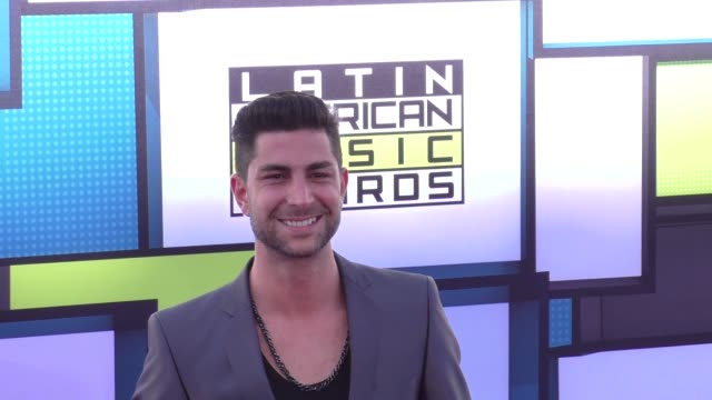 stockvideo's en b-roll-footage met maxi pardo at the 2016 latin american music awards on october 06 2016 in hollywood california - pardo