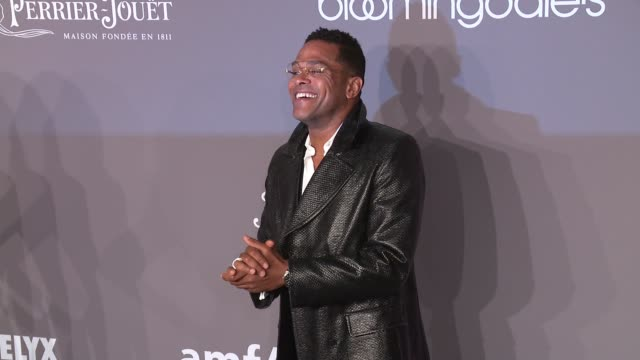 Maxwell at the 20th Annual amfAR Gala New York at Cipriani Wall Street on February 07 2018 in New York City