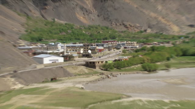 May 18 2009 LS WS ZO HA Village in Hindu Hush mountains / Panjshir Valley Afghanistan / AUDIO