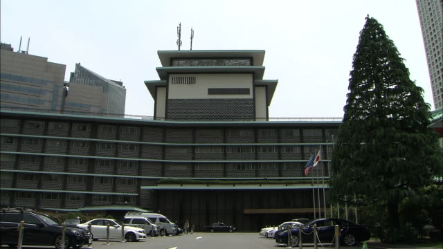 May 23 2014 the main building of The Hotel Okura Tokyo in Toranomon one of the three wellestablished hotels in Japan the main building is closed in...