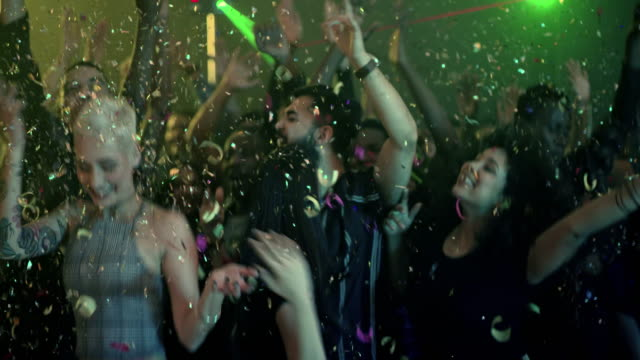 may the new year be as awesome as tonight - party social event stock videos & royalty-free footage
