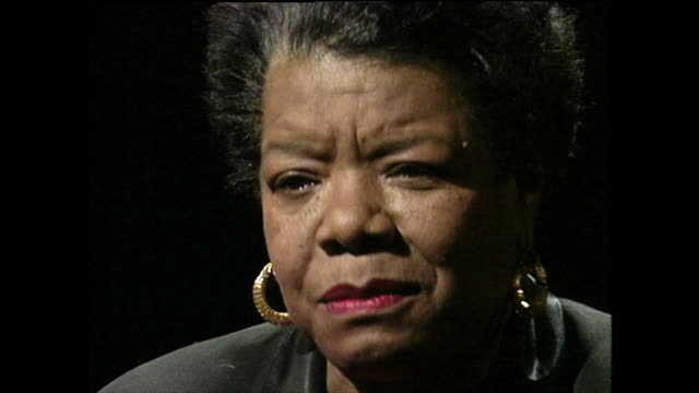maya angelou explains how she uses defeat as a main theme in her writing and believes defeat and stress can bring about a positive outcome, and uses... - loss stock videos & royalty-free footage