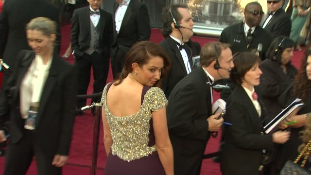 maya rudolph at 84th annual academy awards arrivals on 2/26/2012 in hollywood ca - maya rudolph video stock e b–roll