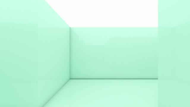 maze green - labirinto video stock e b–roll
