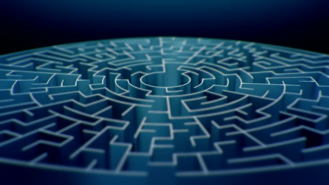 maze - risk stock videos & royalty-free footage