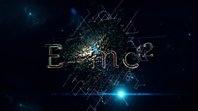 e = mc2 cube - e=mc2 stock-videos und b-roll-filmmaterial