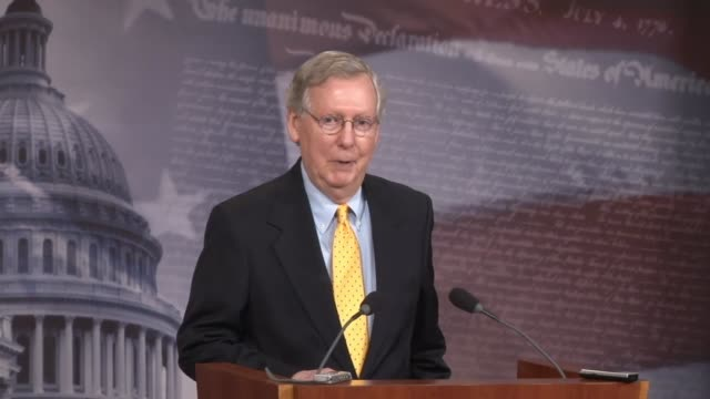McConnell discusses policial priorities the state of the Senate recently and in the 114th Congress from Keystone XL to passing the budget