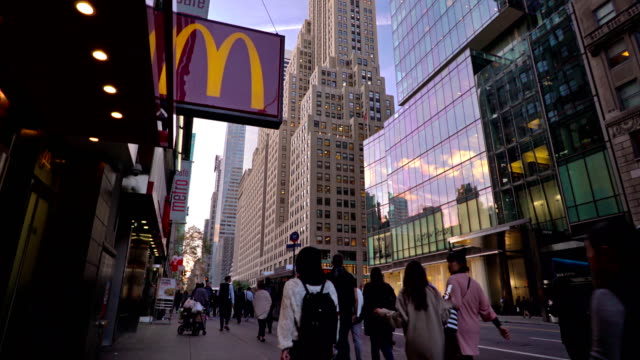 McDonalds on 42nd street