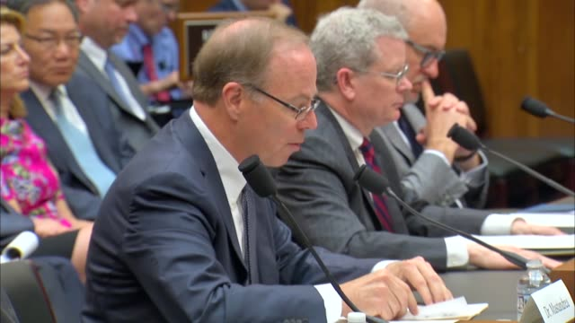 McKesson Corporation president and CEO John Hammergren tells a House Energy and Commerce subcommittee in prepared testimony that the reporting team...
