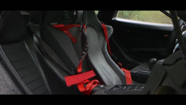 vidéos et rushes de mclaren f1 - interior - intérieur de véhicule