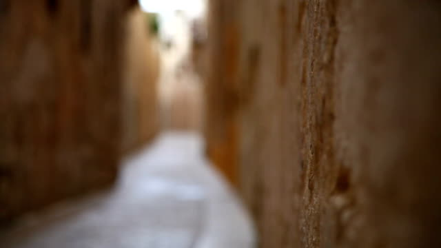 mdina malta - 石材点の映像素材/bロール