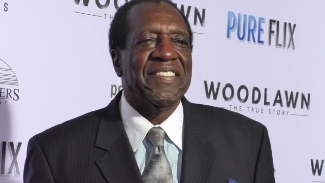 Meadowlark Lemon at the Woodlawn Premiere at Bruin Theatre on October 05 2015 in Los Angeles California