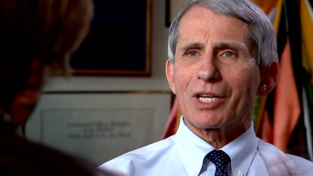 Measles outbreak continues to spread in US Dr Anthony Fauci interview SOT