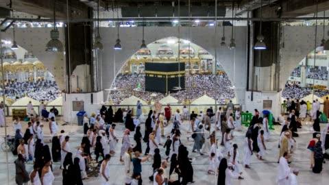 vídeos y material grabado en eventos de stock de la meca, arabia saudita - culturas