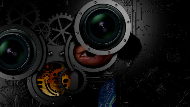 mechanical eye - discovery stock videos & royalty-free footage