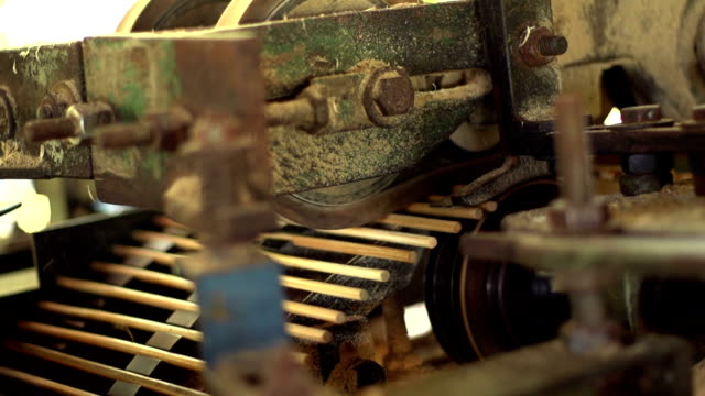 mechanism - 19th century style stock videos & royalty-free footage