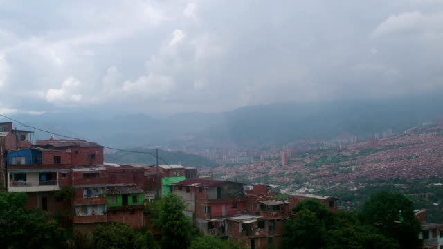 Medellin Aerial View, Colombia