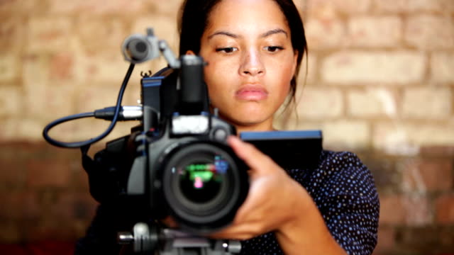 media: camera operator - film director stock videos & royalty-free footage