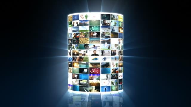 Media Cylinder